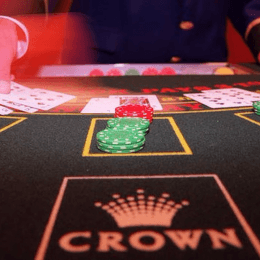 CROWN RESORTS - PACKER GOES ALL IN